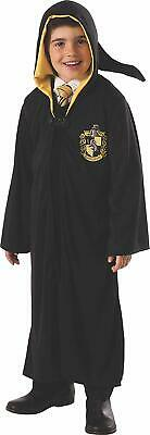 1130190-Rubie´s ufficiale Hufflepuff Harry Potter Fancy Dress World Book Day rag