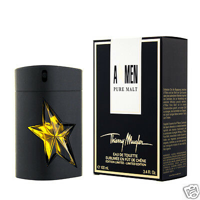 Thierry Mugler A*Men Pure Malt Eau De Toilette EDT 100 ml (man)