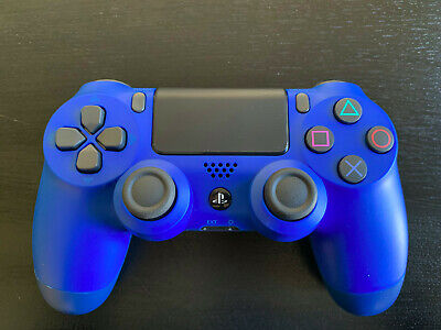 Sony PlayStation 4 PS4 Dualshock 4 Wireless Controller SECOND GENeration (BLUE)