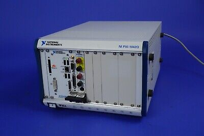 National Instruments PXI-1042Q PXI-4071 PXI-8106