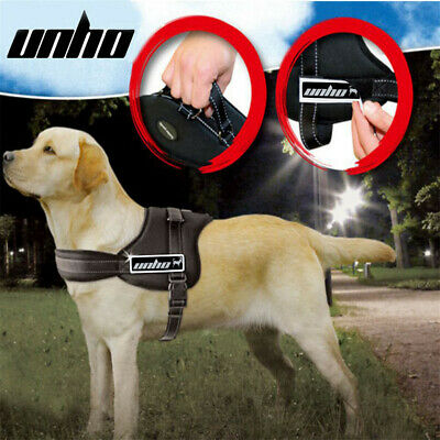 Non Pull Harness Reflective Dog Harness Padded Large,Extra Large Labrador UK