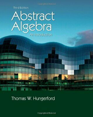 [Digital Book] Abstract Algebra An Introduction (3rd Ed) by Thomas W. Hungerford