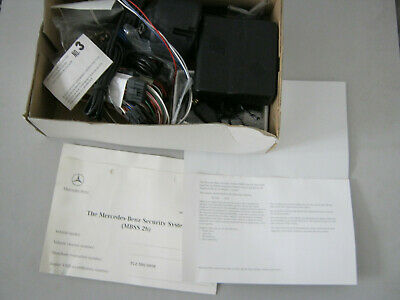 Genuine Mercedes Scorpion Alarm - Q35001129