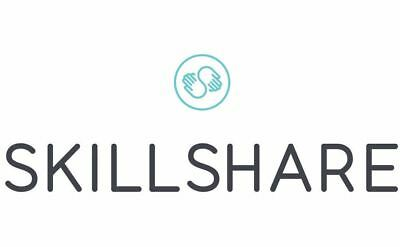 New Skillshare Premium Account 2 Months With Unlimited Access to All Courses