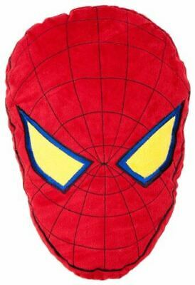 Ultimate Spiderman Shaped Cushion Thwip Webslinger Movie