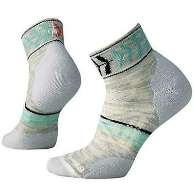 Smartwool Phd Outdoor Light Pattern Mini Blanco Gris T14790/ Calcetines Mujer