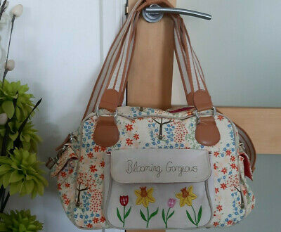 Pink Lining Yummy Mummy Blooming Gorgeous Baby Changing Bag