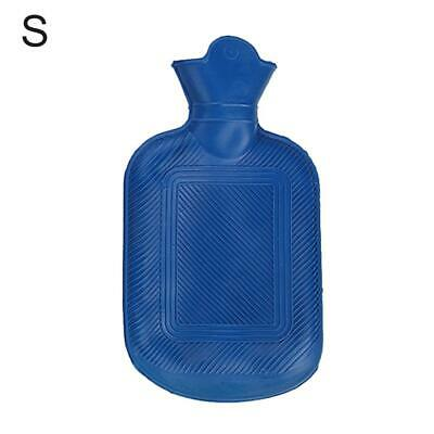 Hot Water Bottle Thickened Hot Water Bag Hand Warmer Bag For Winter Blue Small