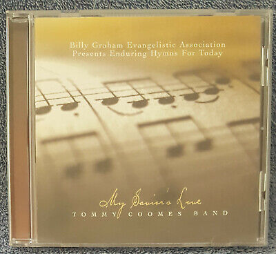 Tommy Coomes BILLY GRAHAM CRUSADE My Savior's Love 2004 CD BUY 2, GET 1 FREE