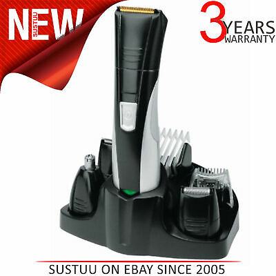 Remington PG350 Rechargeable Nose Nasal Hair Ear Trimmer Shaver Grooming Kit│NEW