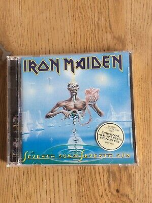 """Iron Maiden """"Seventh Son Of A Seventh Son"""", Limited 2 CD Set"""