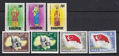 SINGAPORE 3 X DIFFERENT SETS (ref 24) VLMM