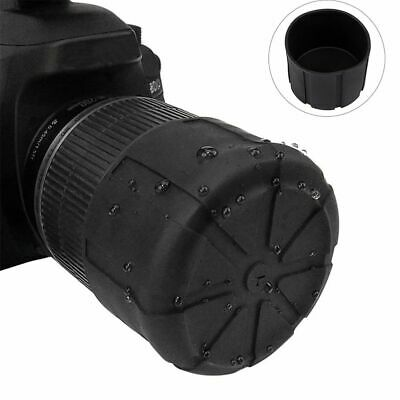 Anti-Dust Fall-proof Waterproof Universal DSLR Lens Cover Protector  Camera Caps