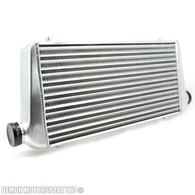 """Front Mount Alloy Intercooler 600 x 300 x 76mm Core Universal (2.5"""" Inch In/Out)"""