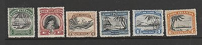 Cooks 1944/46 set to 1/- MM SG 137/143