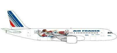 Herpa Wings 1:500 Airbus A 320 Air France Netherlands/Italy 531405