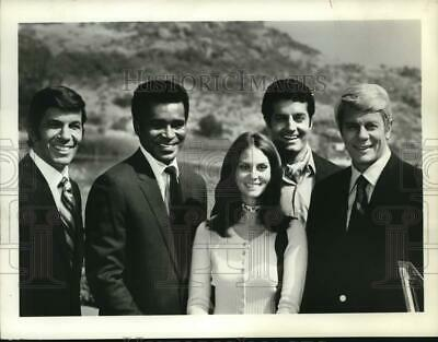 1967 ACTOR PETER Lupus Stars In CBS TV SHOW Mission