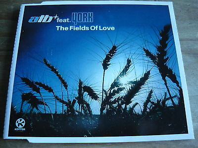Atb (Feat York) - The Fields Of Love (3 Trk Cd) (Ref C2)