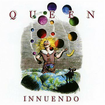Queen - Innuendo  Remasatered   New/Not Sealed