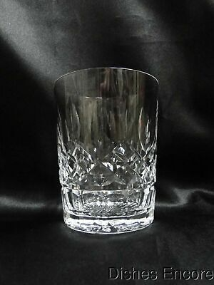 """Waterford Crystal Lismore: Double Old Fashioned (s), 4 3/8"""" Tall"""