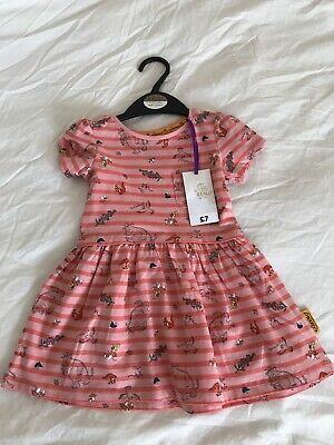 9-12 Months Girls Gruffalo Summer Dress New With Tags TU Cotton