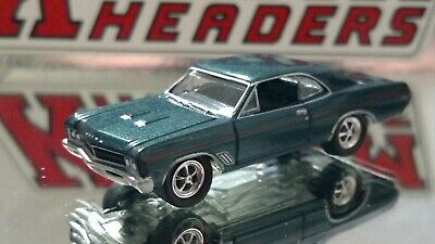 1967 Buick Gs 400 Adult Collectible 1/64 Scale Limited Edition Muscle Car