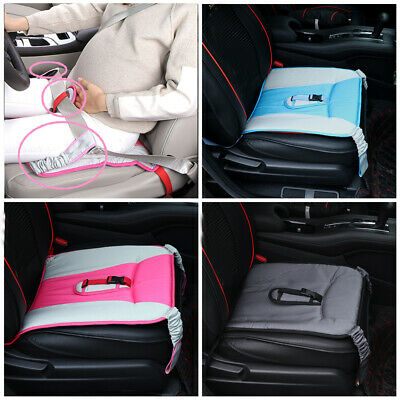 Soft Driving Protection Adjuster Device Pregnant Safety Belt Car Seat Cushion