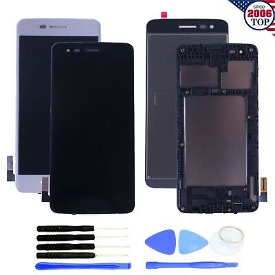 Original LCD Display Touch Screen Digitizer for LG Aristo M210 MS210 LV3 K8 2017