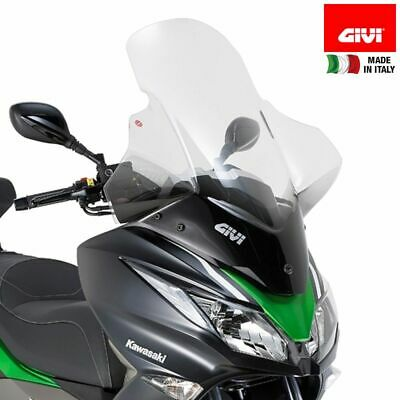 Set Fairing GIVI 4111DT & Brackets D4111KIT Kawasaki 300 J/J ABS 2014-2017
