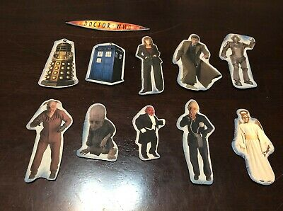 Doctor Who Magnets lot of 11