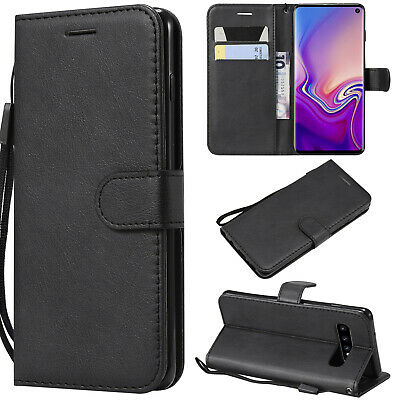 For Samsung Galaxy Note9Note8Note4Note3 Magnetic Leather Wallet Flip Case Cover