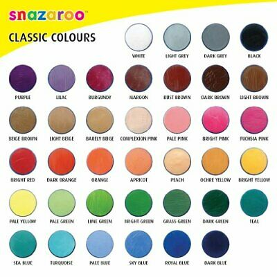 Snazaroo Face Paints - Face Paint Make Up Fancy Dress Party Makeup 18ml