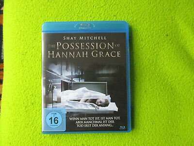 The Possession of Hannah Grace  [Blu-ray]