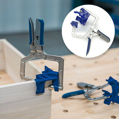 Furniture 90 Degree Right Angle Corner Clamp Woodworking Clamping Hand Tool well