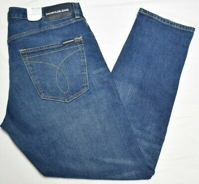 Athletic KLEIN MODERN Edition CKJ056 Limited CALVIN Jeans rBCoxed