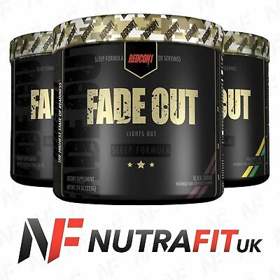 REDCON1 FADE OUT sleep formula night recovery aid