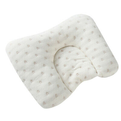 Baby Infant Newborn Prevent Flat Head Neck Syndrome Support Heart Pillow W