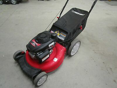 TROY-BILT GAS LAWN Mower 21 in  2-in-1 Briggs and Stratton