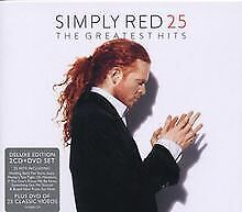 The Greatest Hits 25 (Deluxe Edition) 2CD + DVD von Simply... | CD | Zustand gut