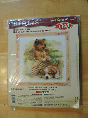 Larger NEW Cross Stitch Kits Various Designs Huge Assortments Needlepoint Kits