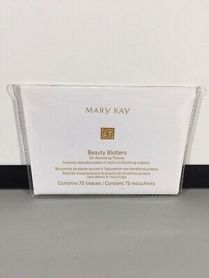 Mary Kay Beauty Blotters Oil-Absorbing Tissues (75 Tissues)