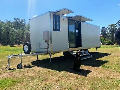 7.9meter Mobile Cabin - Tiny Home