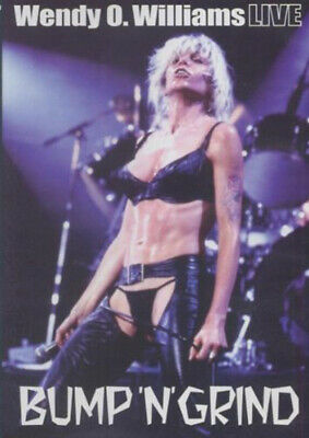 Wendy O. Williams - Bump 'n' Grind Live DVD