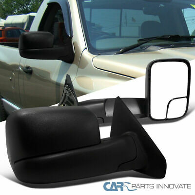 Mirror Power Heated Towing Driver Side Left LH for Dodge Ram 1500 2500 3500