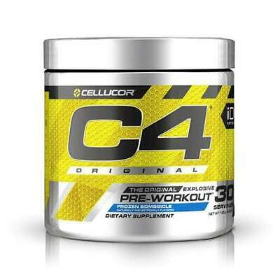 Cellucor C4 ID Original Pre Workout 30 & 60 Serves Energy Focus Pumps