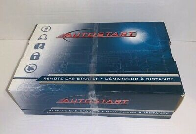 Autostart AS-1780 Remote Car Starter PD3.0 Directed Viper 3000/'  1Way NEW