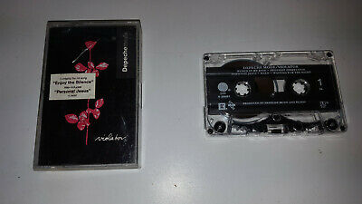 * Rare Cassette Tape * Depeche Mode - Violator * Lp Album