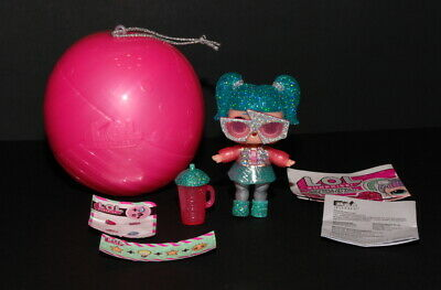 L.O.L. Surprise Sparkle Series GLAMSRTONAUT MGA Authentic LOL