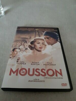 DVD *** LA MOUSSON *** Richard Burton, Laura Turner ( Neuf sous blister )