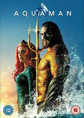 Aquaman 2018 (DVD) DISK ONLY. FREE POST